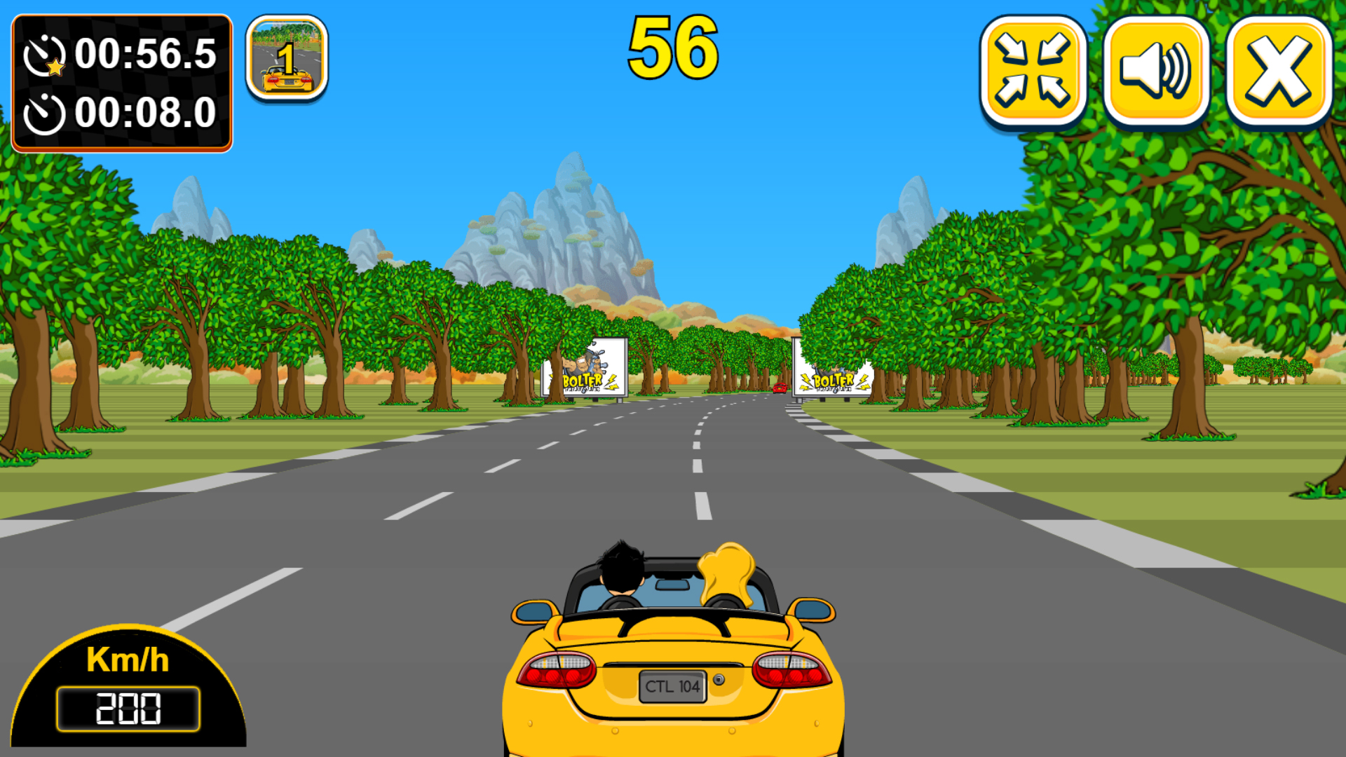 Car Rush - Game 2 Play