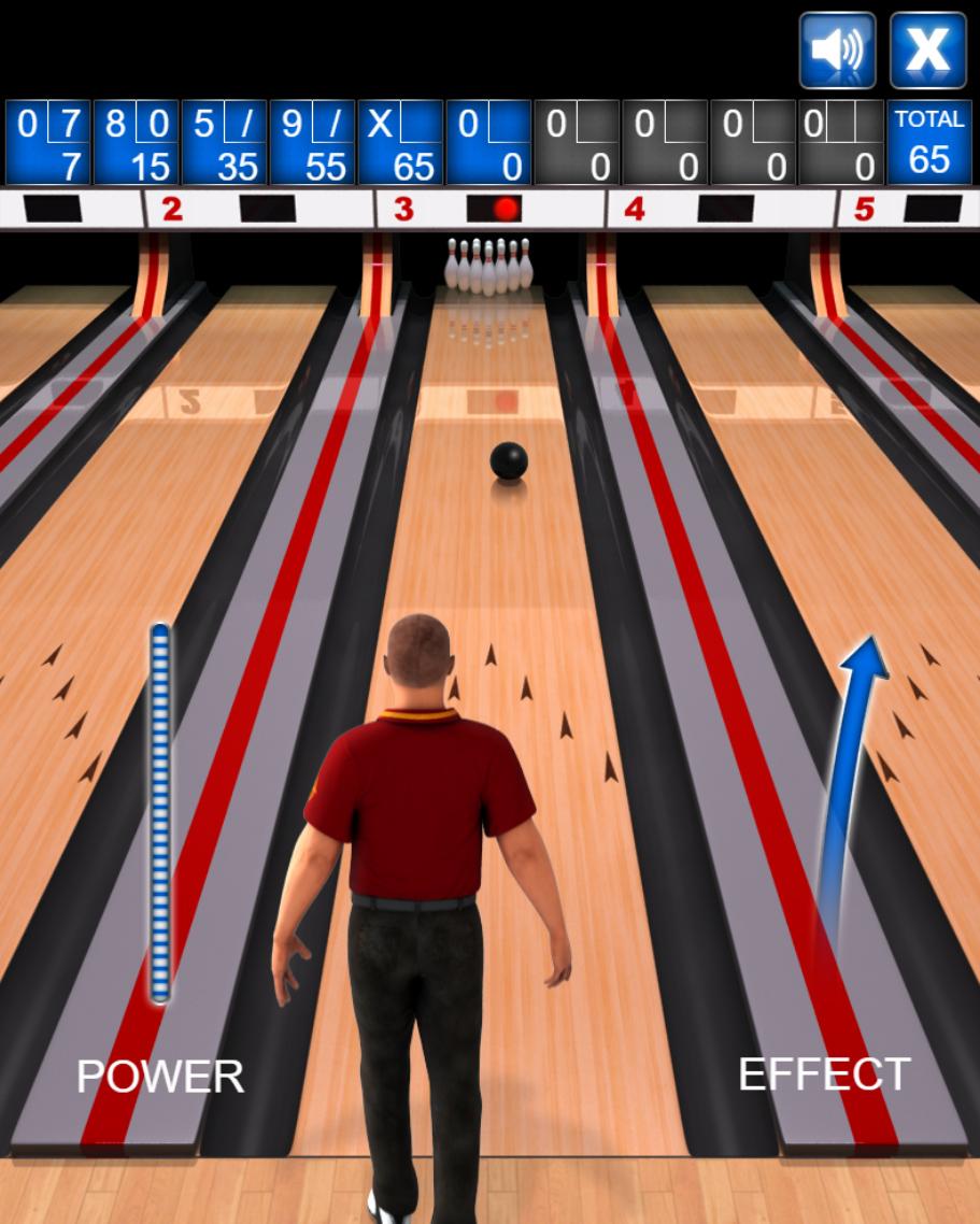 Bowling Spiel
